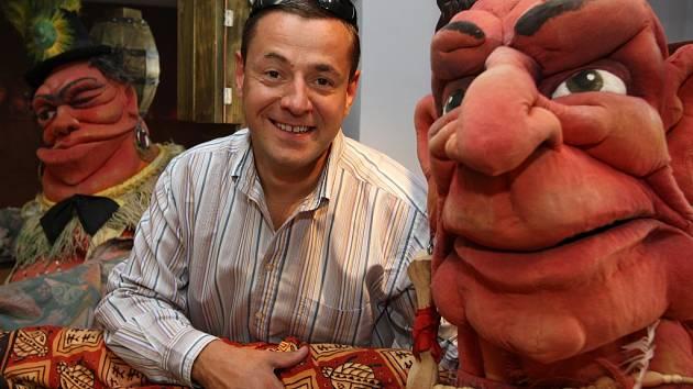 Tomáš Froyda (43), šéf otáčivého hlediště, odchází do Národního divadla.