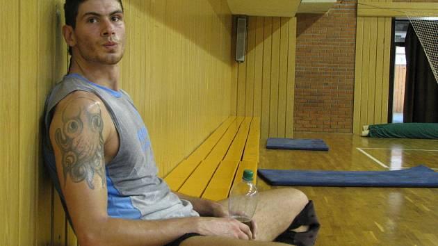 Argentinský volejbalista Diego Bonini posbíral již několik mistrovských titůlů v Evropě i Americe, nyní by chtěl získat další v Jihostroji České Budějovice.