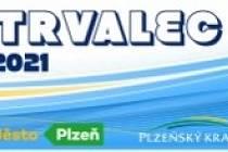 Logo závodu v Plzni.