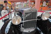 Legendární automobil Walter Junior v IGY.
