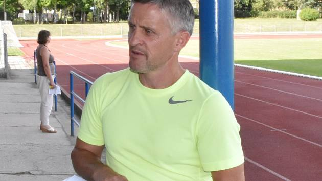 Radim Kokeš přešel do funkce trenéra Čížové z Táborska.