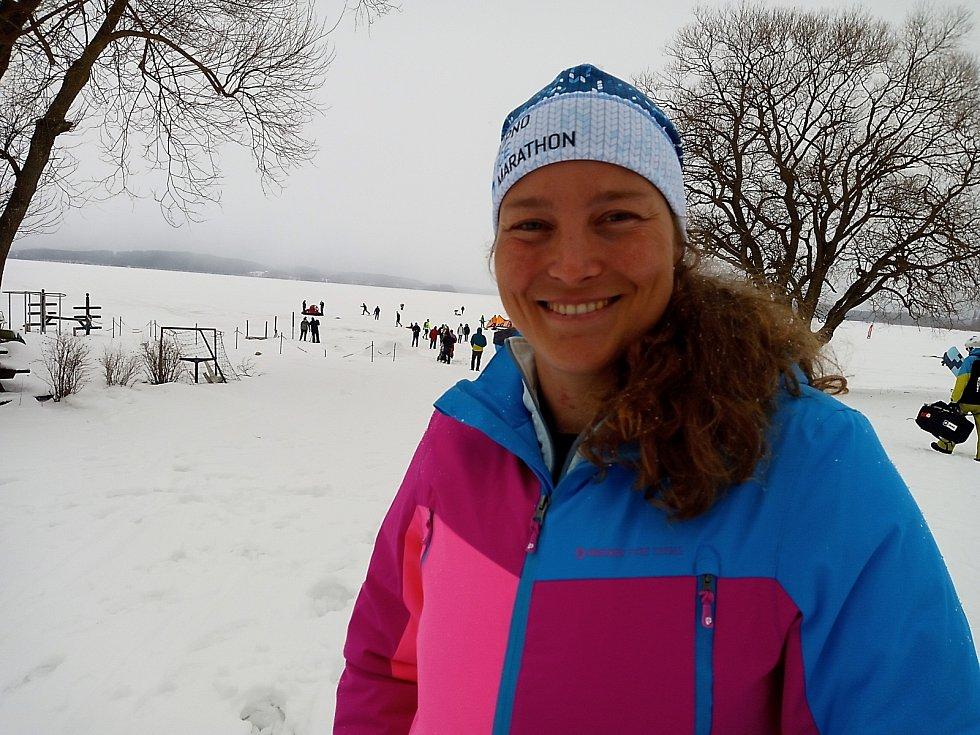 Lipno Ice Marathon 2019, ředitelka Adéla Černá