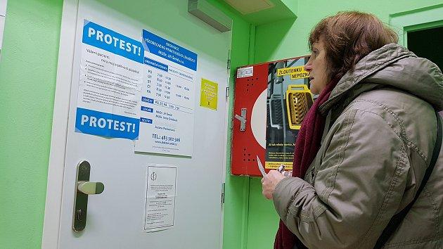 Do stávky se ve středu zapojí značná část praktických lékařů.