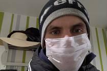 Volejbalisté Jihostroje v době pandemie. Petr Michálek