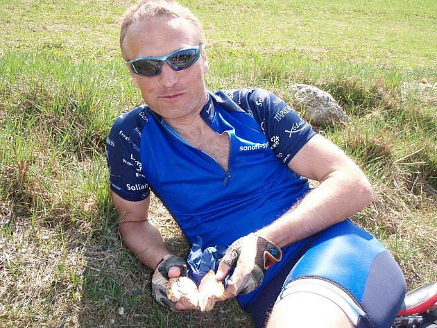 Triatlonista Radek Procházka, který tragicky zahynul na snowboardu