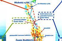 Oficiální zahájení prací na splavnění Vltavy pod Českými Budějovicemi v úseku České Vrbné – Týn nad Vltavou.