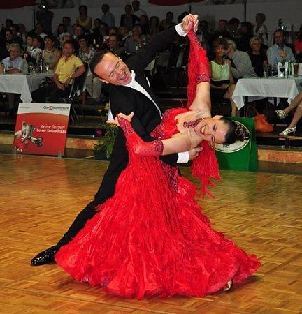 Vakci je taneční pár Eva a Josef Stehlíkovi už 35let. Na mistrovství světa už si připsal pět účastí.