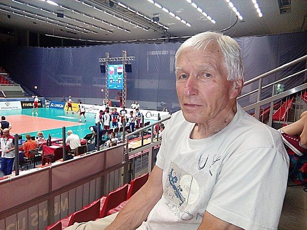 Mistrovství světa volejbalistů U21 v Českých Budějovicích, Milan Čuda