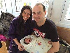 Terezka Remtová se narodila 1. 4. 2015 v 9.05 hodin  mamince Jitce a tatínkovi Jirkovi. Holčička s porodní váhou 2,82 kg je jejich první děťátko. Rodina bydlí v Českých Budějovicích.