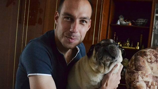 Zdeněk Křížek rehabilituje doma ve Strakonicích.