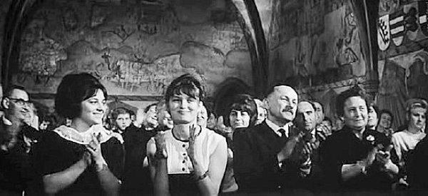 Filmový koncert se uskutečnil vRytířském sále Prácheňského muzea.