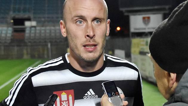 Ivo Táborský k výhře Dynama s Prostějovem přispěl jedním gólem.