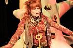 Premiéru pohádky Čarodějka Jennifer uvede v sobotu Loutkohra Jihočeského divadla v Malém divadle. Na snímku Denisa Posekaná v titulní roli.