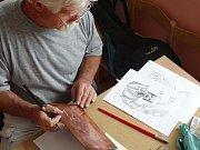 Ve dnech 7. až 10. června se konal v Týně nad Vltavou druhý ročník Vltavotýnského symposia drobné grafiky.