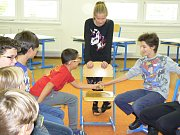 Jak si poradit, aby byl výsledek co nejlepší, ukazovala zástupkyně ředitele Irena Březinová.
