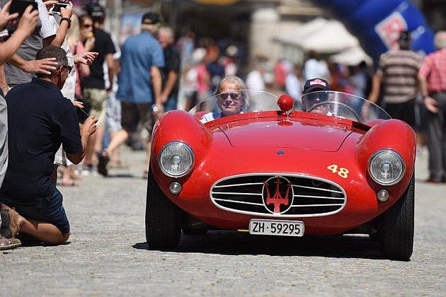 Maserati nebude chybět!