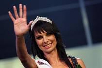Jihočeské finále republikové soutěže Pretty woman 2009. Pretty woman Martina Trochtová