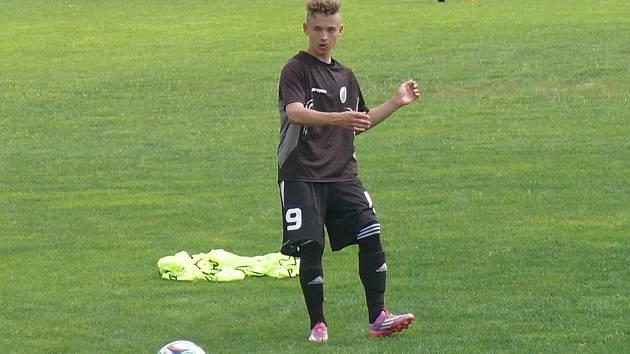Talentovaný fotbalista Lukáš Pfeifer odchází z Dynama