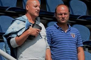Miroslav Dvořák (vlevo) a Pavel Hoftych