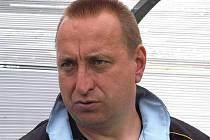 Podaří se Petru Skálovi (na snímku) a Marcelu Tomáškovi zachránit fotbalisty Třeboně v divizi?