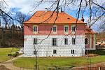 K zámku Mitrowicz se vydala Marie Kadlecová.