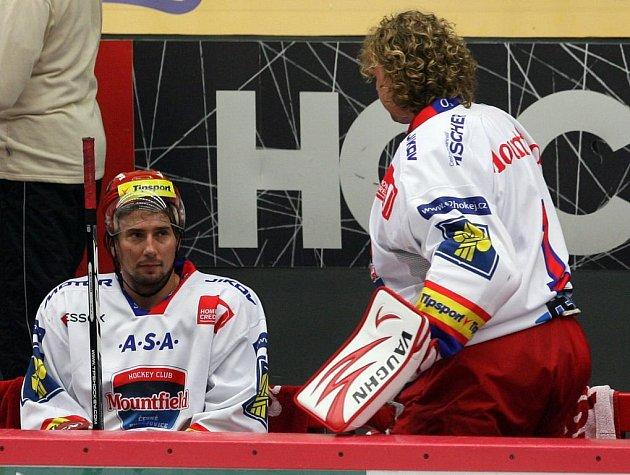 Hokejová příprava v Českých Budějovicích