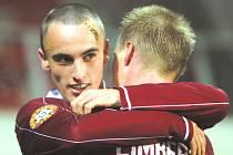 Martin Zeman je na české fotbalové scéně výrazným talentem. Potvrdil to i na ME 19. Dnes se fotbalista z Tábora vrací do přípravy Sparty Praha.