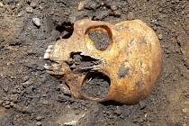 Křemežští skauti našli při rozdělávání ohně ostatky lidského těla.