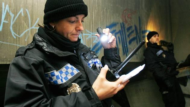 Městská policie České Budějovice. Ilustrační foto.