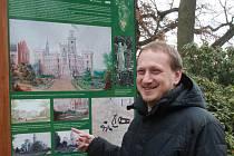 Projděte si v Hluboké nad Vltavou zámecký park a naučnou stezku. Archiv: Deník