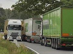 O řidiče kamionů je stále zájem. Ilustrační foto.