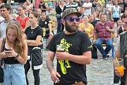 Letošní ročník Vltavotýnských slavnosti, které se konaly ve dnech 20. a 21. července.