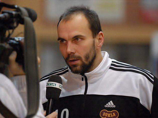 Dokud hrál, byl Jeslínek pro Liberec tahounem. Dva poslední sety ale odseděl na lavičce.