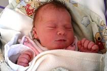 Ve středu 23. 9. 2015 v 7 hodin a 25 minut poprvé pohlédla na tento svět holčička jménem Karolína Novotná. Po narození vážila 3,30 kg a svoje dětství bude prožívat v Českých Budějovicích.