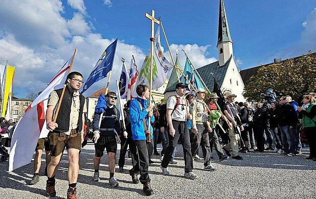 Mladí zamíří na puť do Altöttingu.