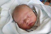 Rovná čtyři kila vážil po narození Matěj Bouček. Svět poprvé uviděl 2. 1. 2018 v 19.50 h. Rodiče Jana Hrubá a Pavel Bouček ho vychovají ve Starých Hodějovicích.