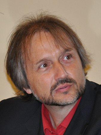 Zdeněk Šťastný.
