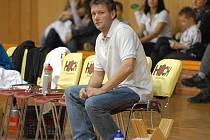 Trenér Jihostroje ČB Petr Brom  už zřejmě přemýšlí nad zápasy v Lize mistrů.