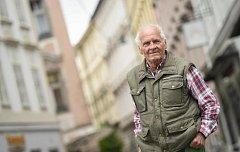 93letý znakař je čilý i na suchu.