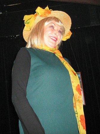 Hra Laura a Oliver, Kabaret UVáňů.