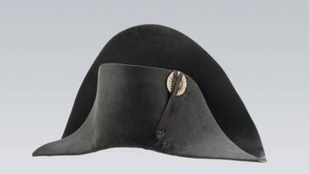 Napoleonův klobouk vystaví v Ingolstadtu.
