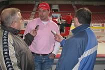 Marek Posmyk už nebude hrát za HC Mountfield.