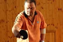 Okresní soutěže stolních tenistů na Prachaticku jsou v plném proudu