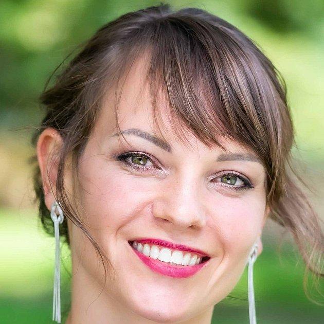 Andrea Bednářová zkoumá stresové hormony uhmyzu a jejich úlohu při zvládání oxidačního stresu.