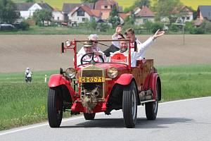 Veteran rallye Křivonoska 2018