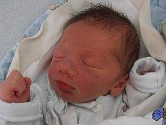 V Českých Budějovicích prožije dětství Tobiáš Kocifaj. 2,93 kg vážící chlapeček se narodil v úterý 3. 11. 2015 přesně 34 minut po 8. hodině ranní.