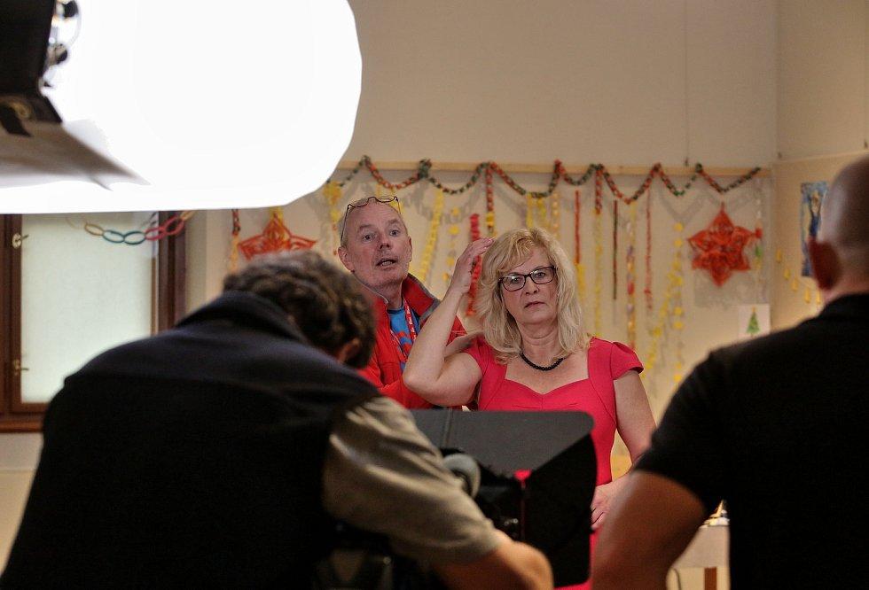 Šikovnost a hlavně ta jihočeská zaujala tvůrce televizního pořadu Rady ptáka Loskutáka.