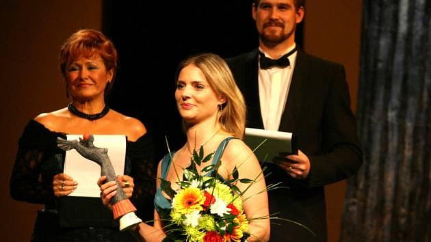 V oboru činohra získala cenu Stanislavy Součkové Dana Verzichová.
