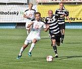 Dynamo ČB - Hradec Králové 4:1 (2:0).