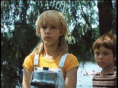 Milan Šimáček a Žaneta Fuchsová patřili k často obsazovaným dětským hercům.